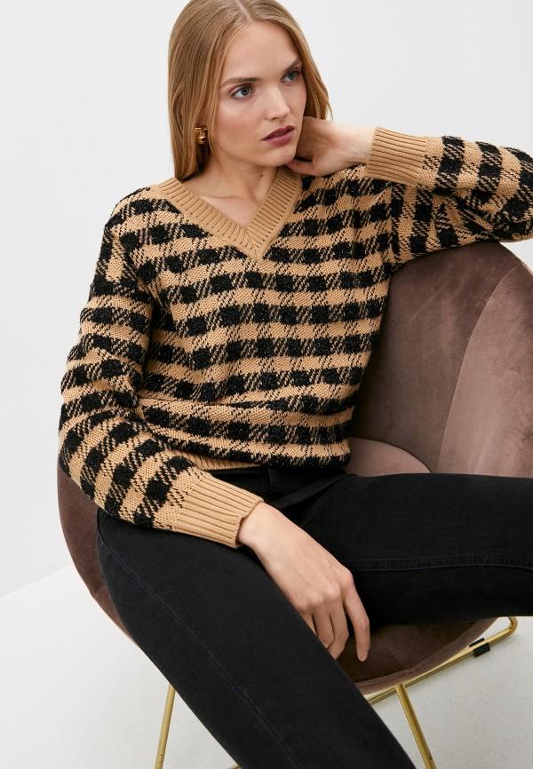 PINKO | коричневый Пуловер Pinko | Clouty