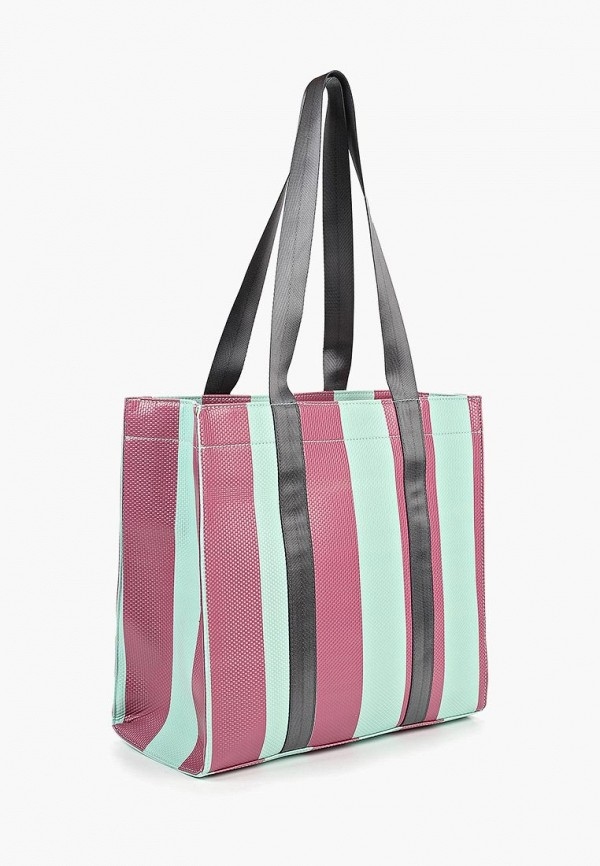 Pieces | мультиколор Женская летняя сумка Pieces | Clouty