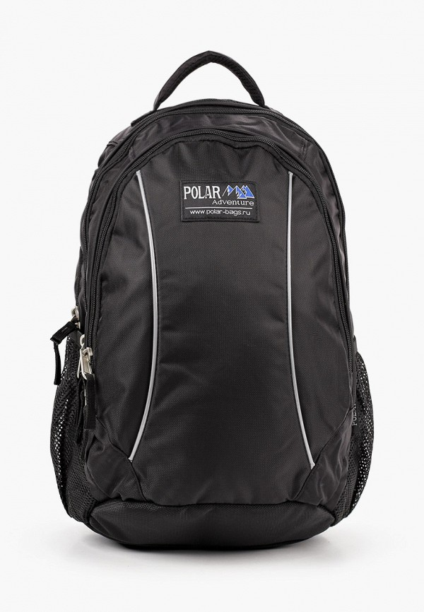 Polar   черный Рюкзак Polar   Clouty