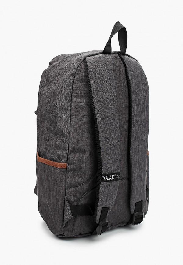 Polar | серый Рюкзак Polar | Clouty