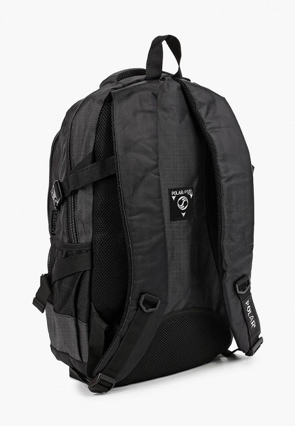 Polar | черный Рюкзак Polar | Clouty