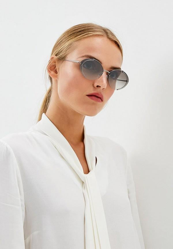 PRADA | серый Женские летние серые солнцезащитные очки PRADA | Clouty