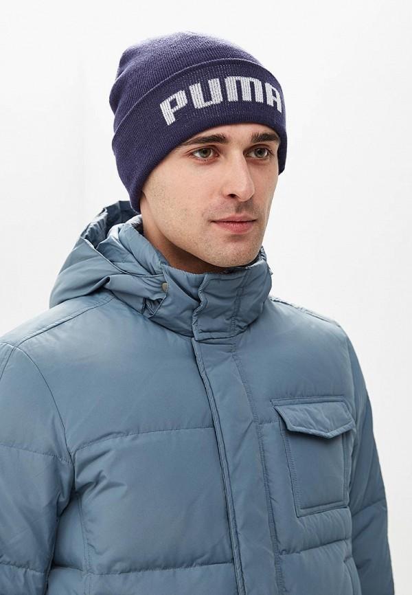 Puma | синий Синяя шапка Puma | Clouty