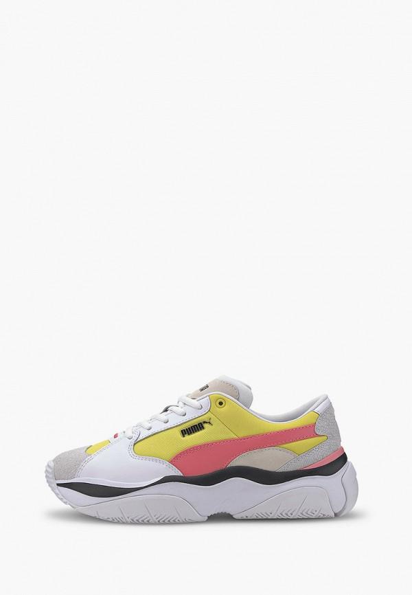 Puma | мультиколор Женские кроссовки Puma искусственный материал | Clouty