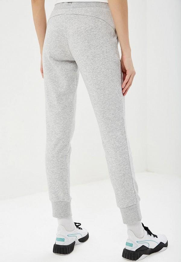 Puma | серый Женские серые спортивные брюки Puma | Clouty
