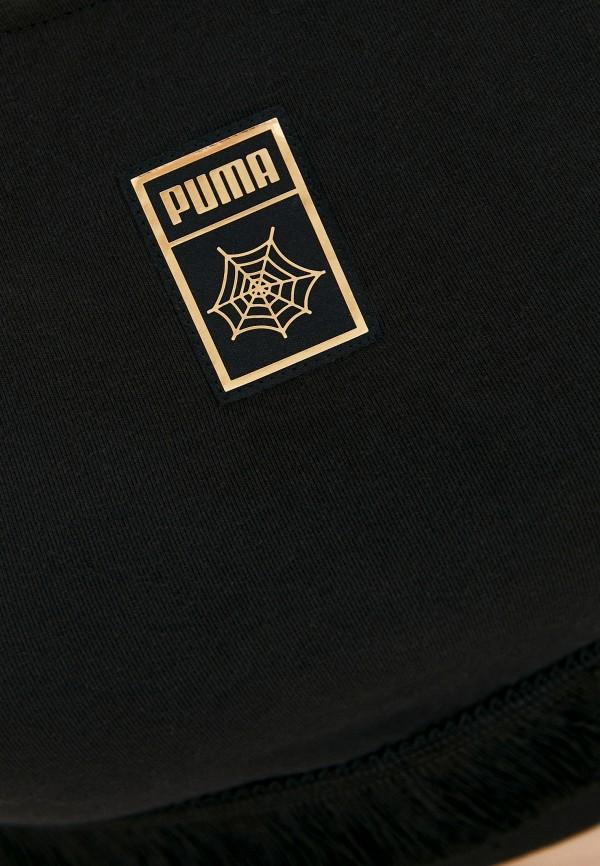 Puma | черный Топ спортивный PUMA | Clouty