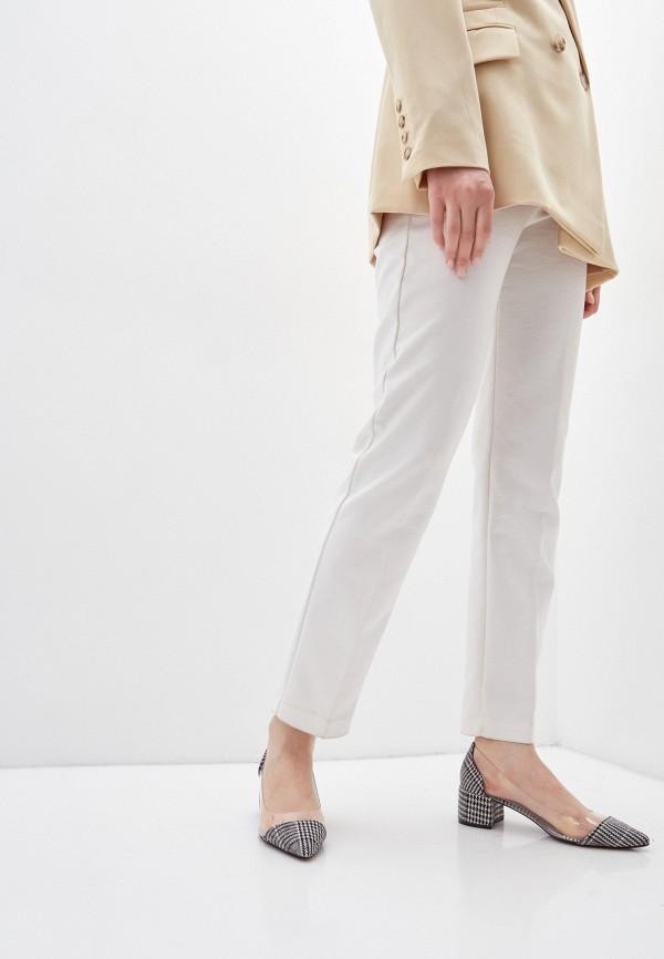 Queen Vivi | серый Серые туфли Queen Vivi резина | Clouty