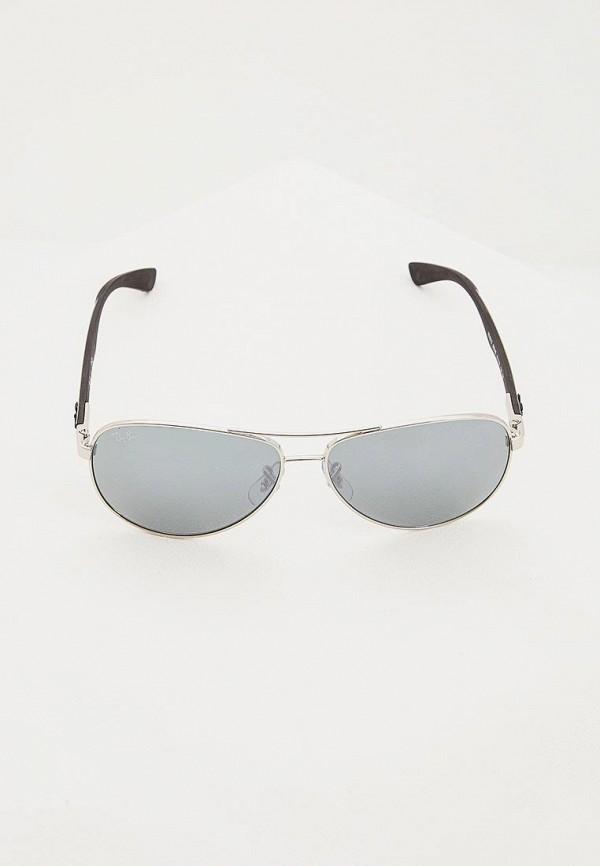 Ray Ban   серый, черный Солнцезащитные очки Ray Ban   Clouty