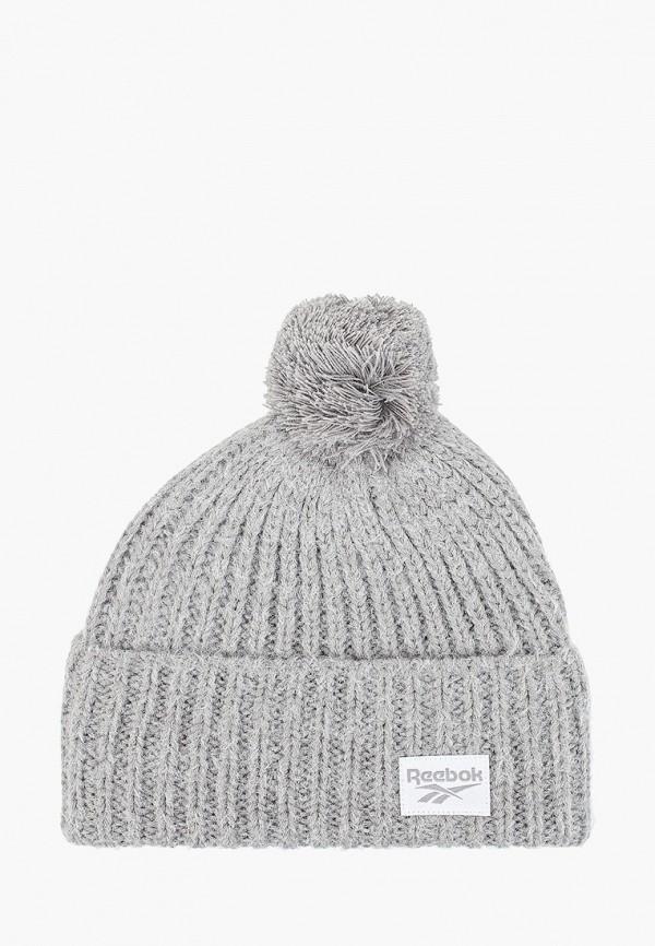 REEBOK | серый Серая шапка REEBOK | Clouty