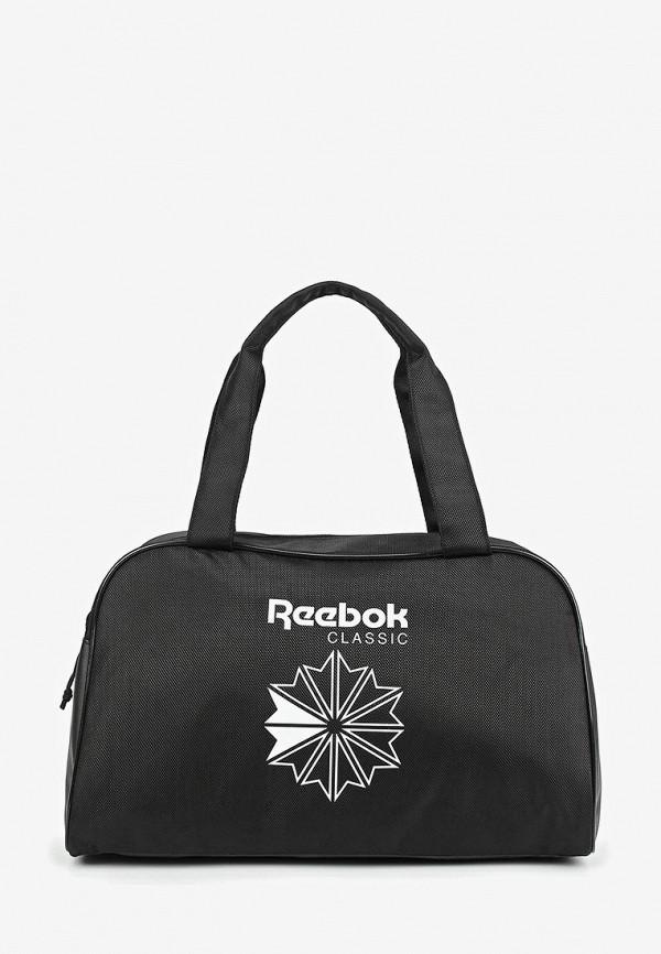 REEBOK | черный Сумка спортивная | Clouty