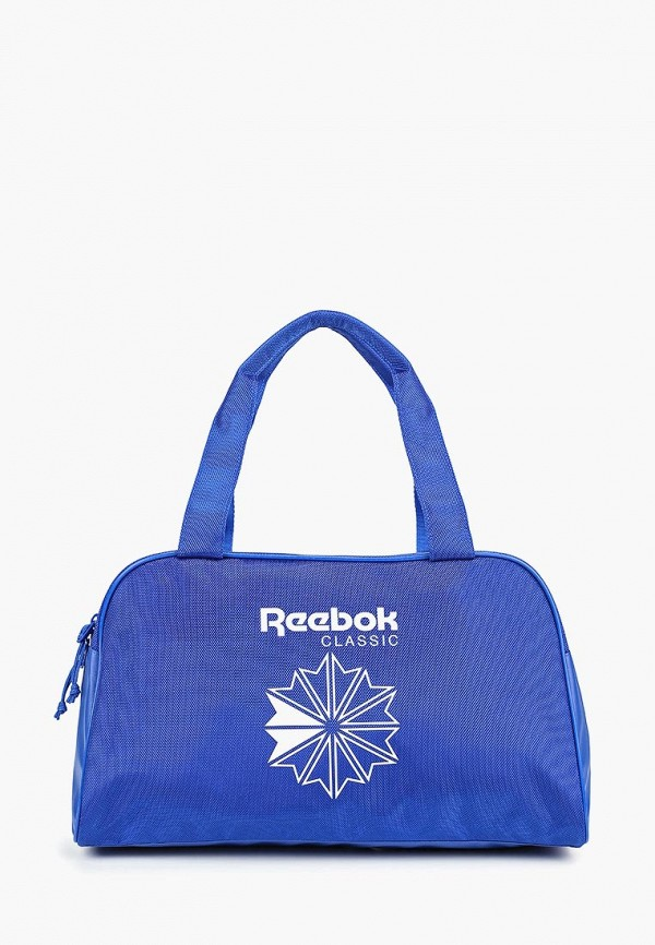 REEBOK | синий Синяя спортивная сумка REEBOK | Clouty