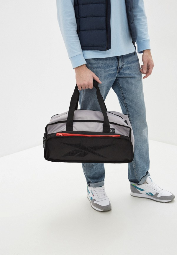 REEBOK | черный Черная спортивная сумка REEBOK | Clouty