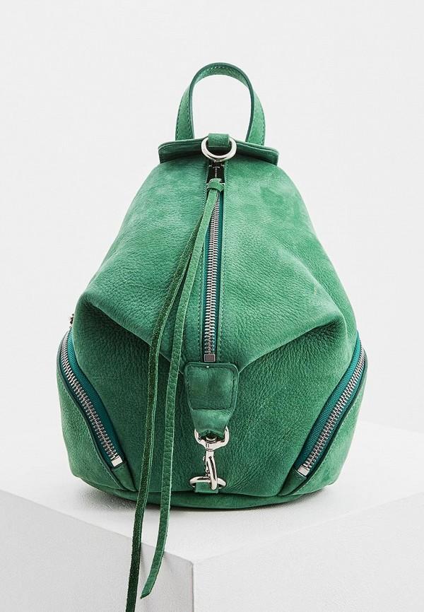 Rebecca Minkoff | Женский зеленый рюкзак Rebecca Minkoff | Clouty
