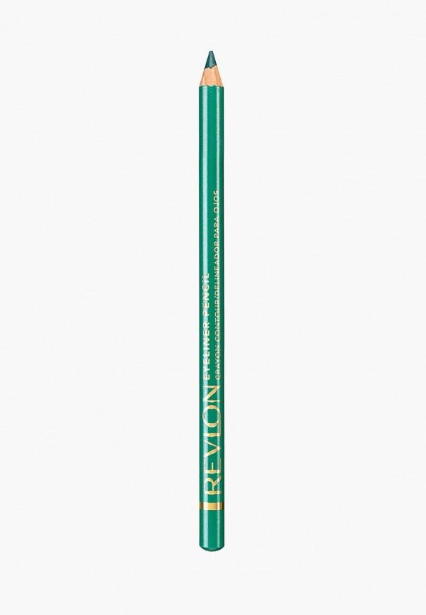 Revlon | Зеленый карандаш для глаз Revlon | Clouty