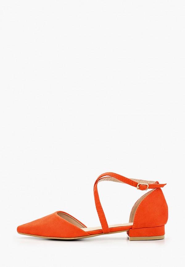 Renda   оранжевый Туфли Renda   Clouty