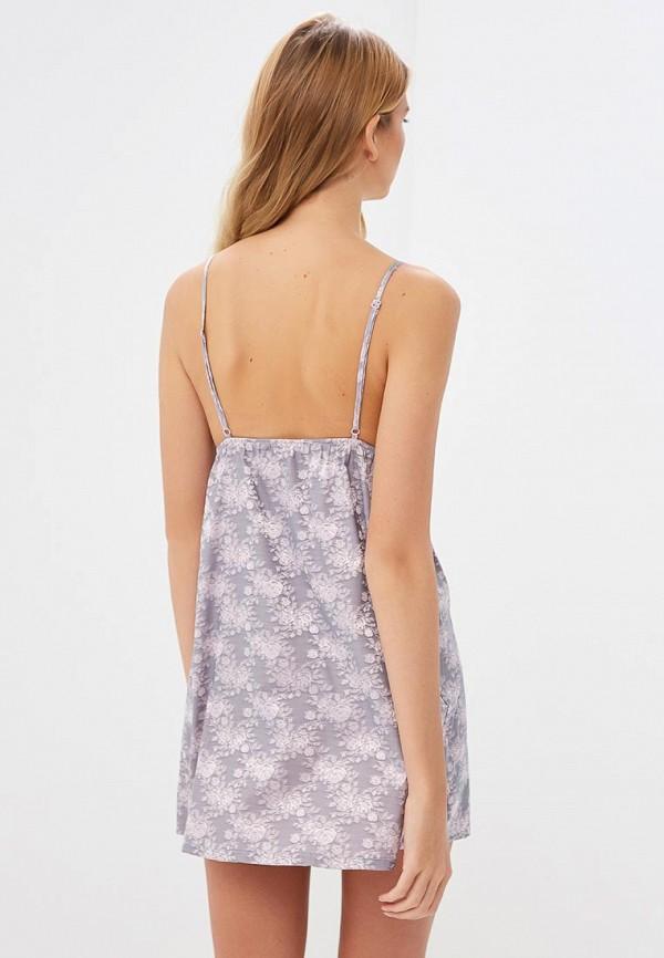 Relax Mode | розовый Женская розовая ночная сорочка Relax Mode | Clouty