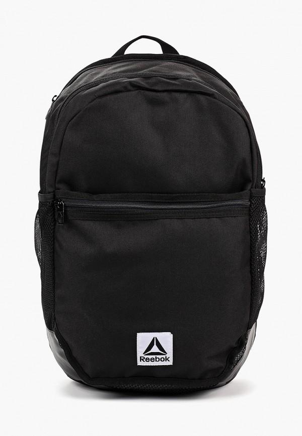 REEBOK | Черный рюкзак REEBOK | Clouty