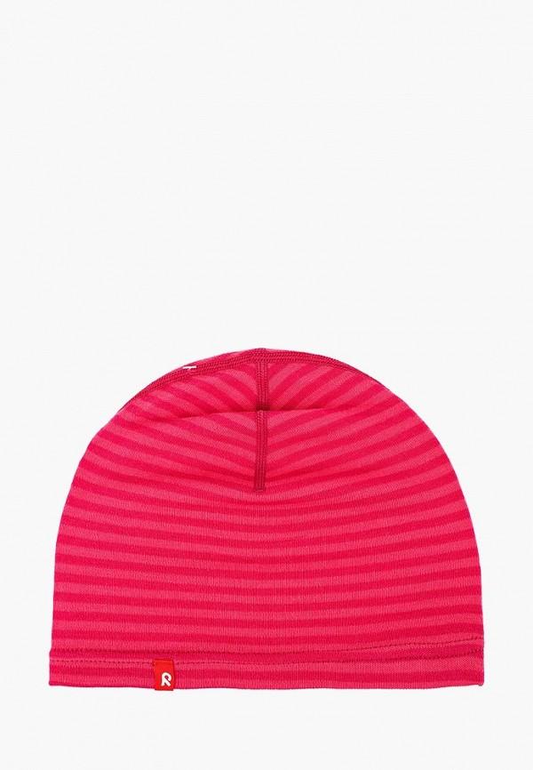 Reima | розовый Розовая шапка Reima для девочек | Clouty