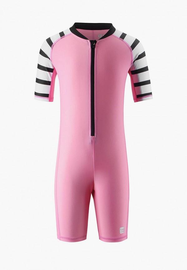 Reima | розовый Гидрокостюм Reima | Clouty