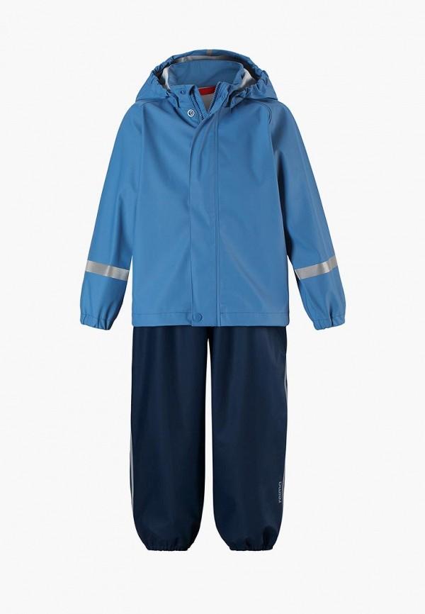 Reima | голубой, синий Костюм Reima для младенцев | Clouty