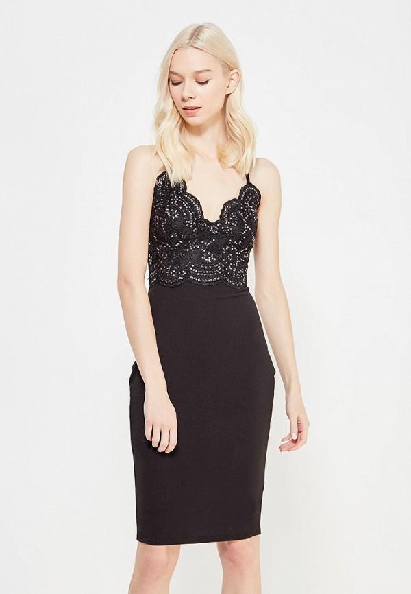 River Island   черный Платье   Clouty