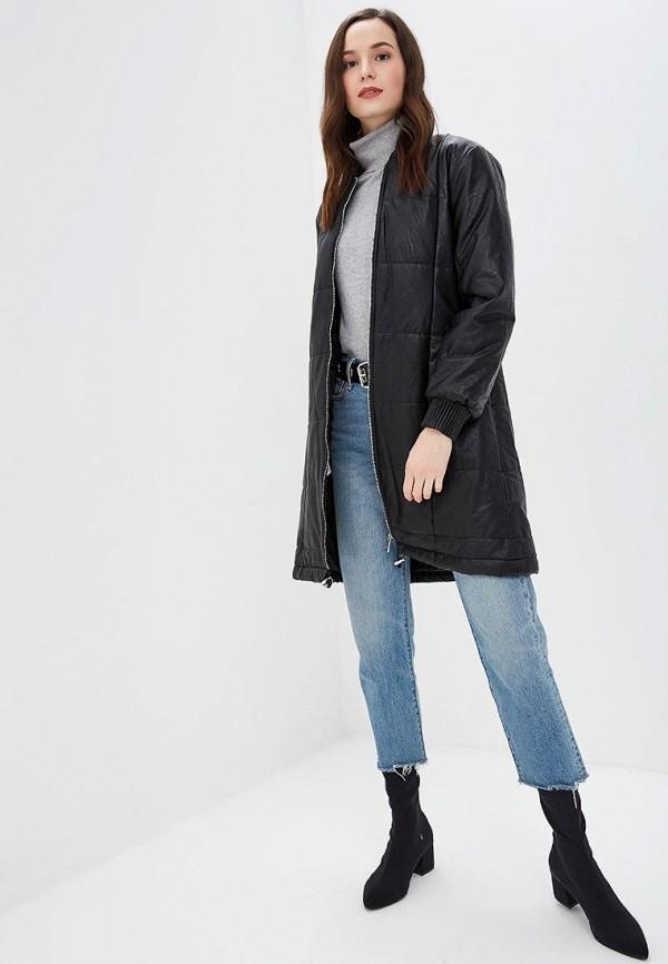 Rinascimento | черный Куртка утепленная | Clouty