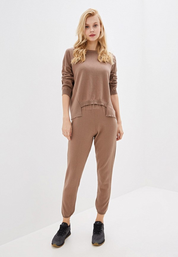 Rinascimento   Женский коричневый костюм Rinascimento   Clouty