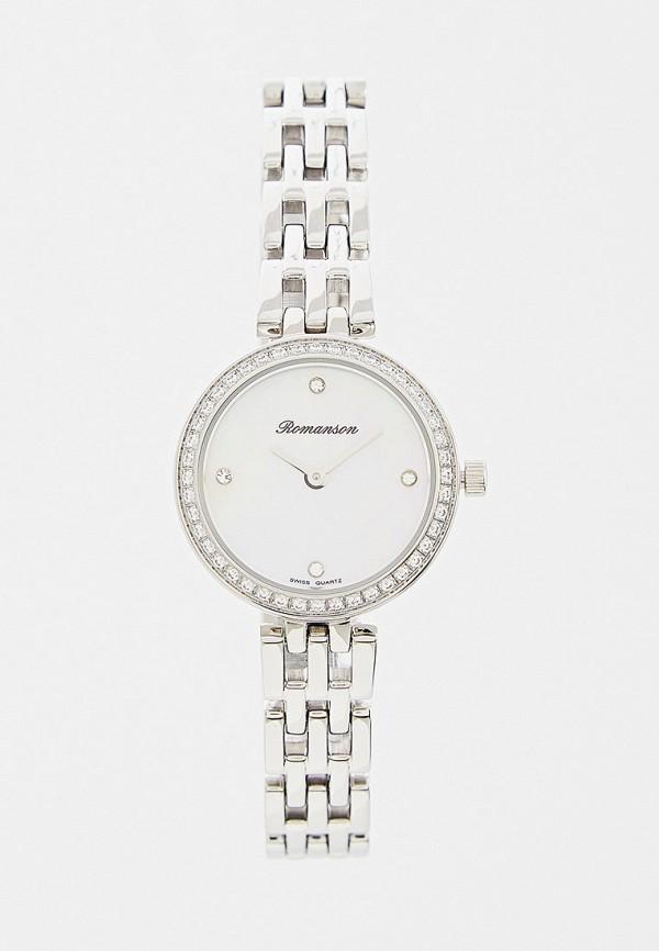 Romanson | серебряный Женские серебряные часы Romanson | Clouty