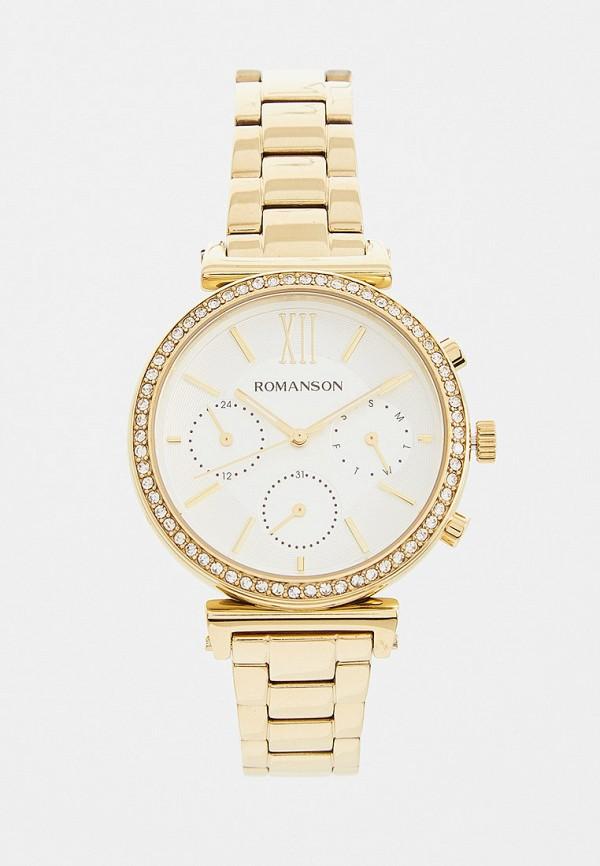 Romanson | золотой Женские золотые часы Romanson | Clouty