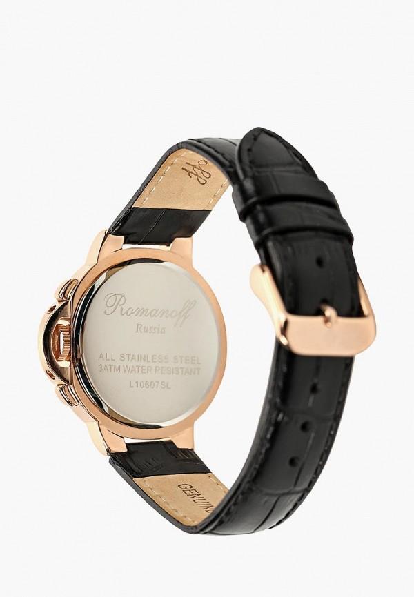 Romanoff | черный Женские черные часы Romanoff | Clouty