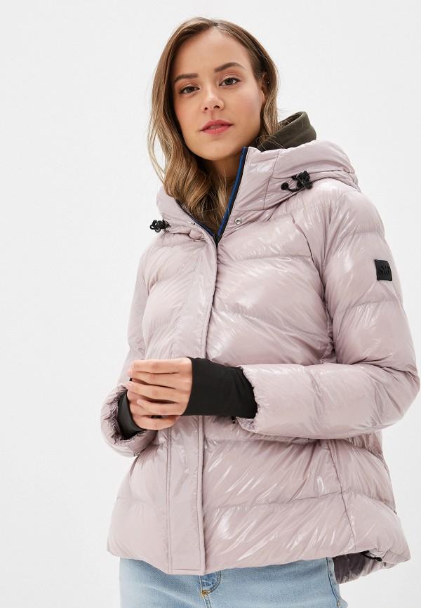 SAVAGE   розовый Женская розовая утепленная куртка SAVAGE   Clouty