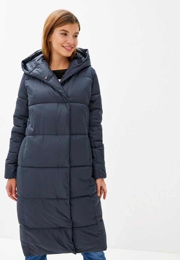 SAVAGE | синий Женская зимняя синяя утепленная куртка SAVAGE | Clouty