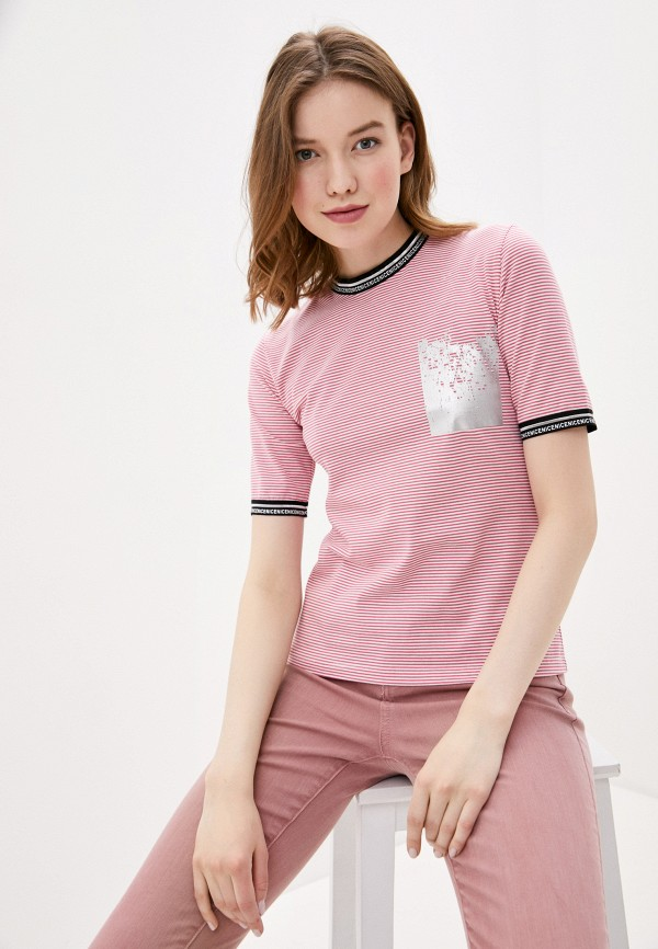 SAVAGE   розовый Футболка Savage   Clouty