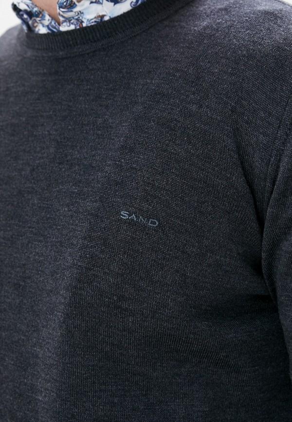 SAND Copenhagen | Мужской серый джемпер SAND Copenhagen | Clouty