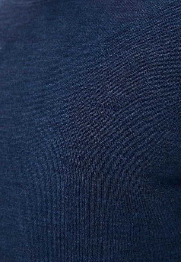 SAND Copenhagen | Мужской синий джемпер SAND Copenhagen | Clouty