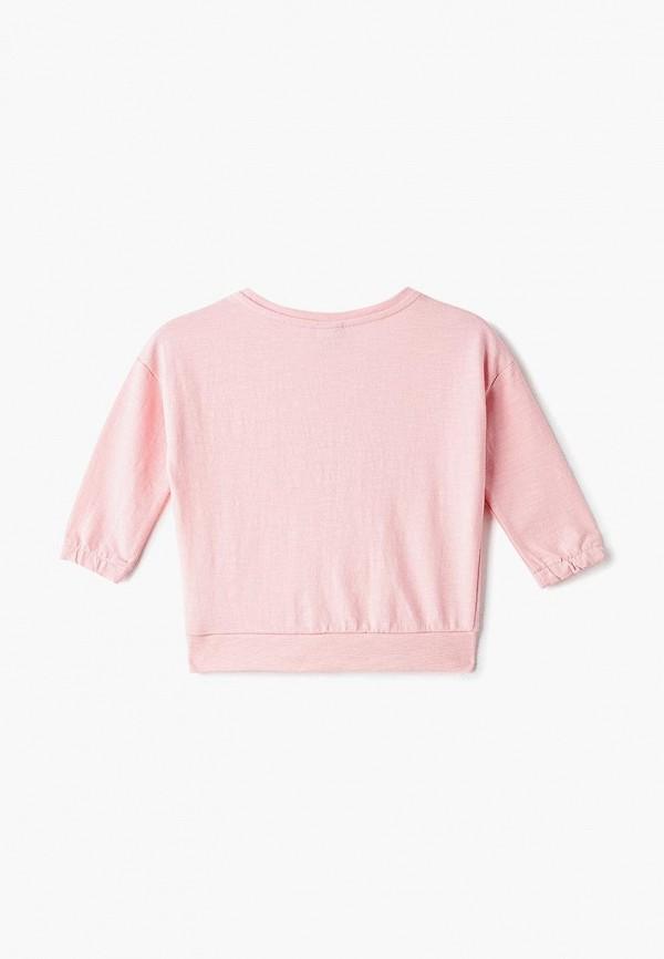 Sela | Розовый свитшот Sela для девочек | Clouty