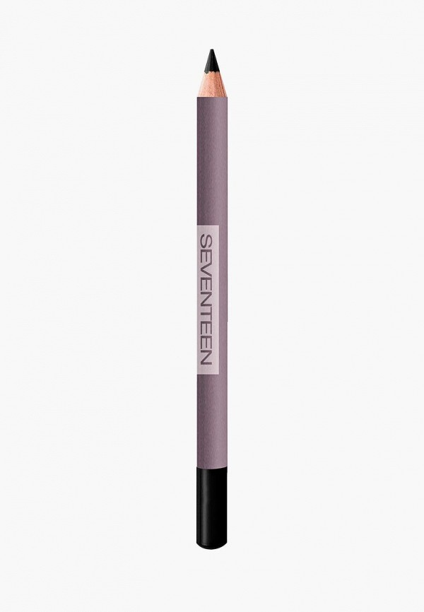 Seventeen. | Черный карандаш для глаз Seventeen. | Clouty