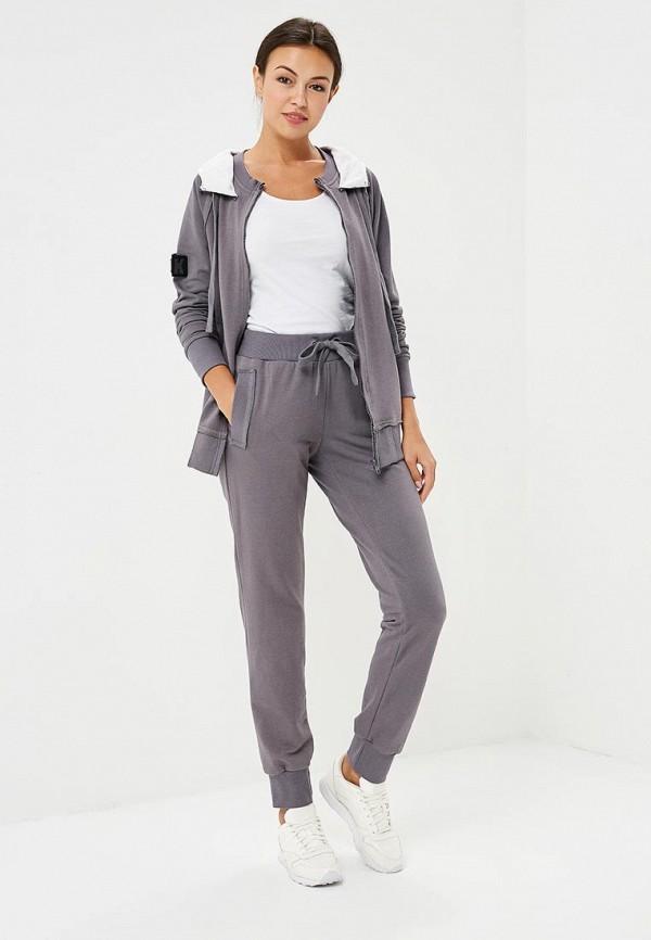 Sitlly | Женский серый костюм спортивный Sitlly | Clouty