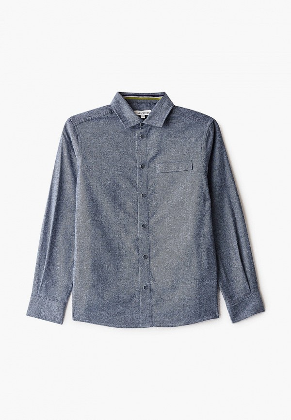 Silver Spoon   синий Рубашка Silver Spoon   Clouty