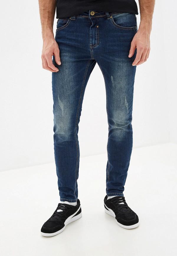 Sky Rebel | синий Мужские синие джинсы Sky Rebel | Clouty