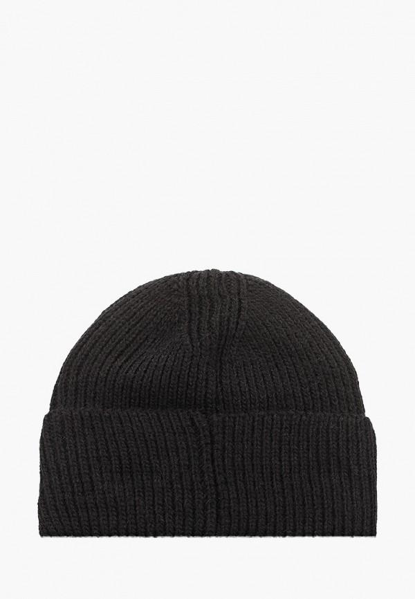 Snow Airwolf | черный Женская зимняя черная шапка Snow Airwolf | Clouty