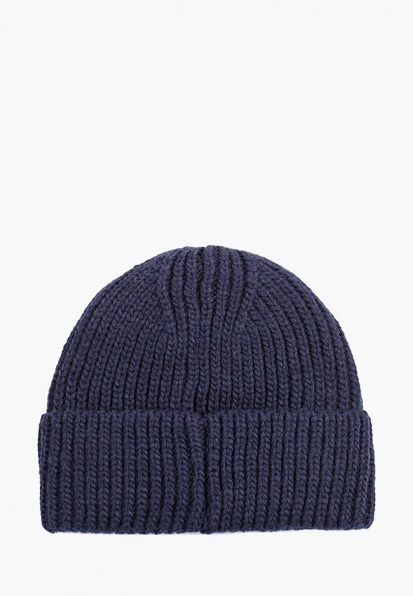 Snow Airwolf | синий Женская зимняя синяя шапка Snow Airwolf | Clouty