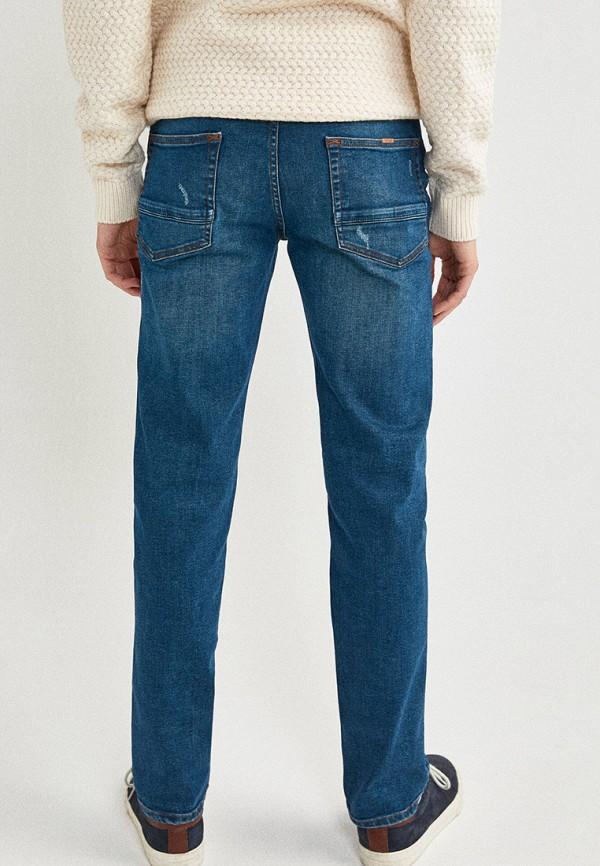 Springfield | синий Мужские синие джинсы Springfield | Clouty