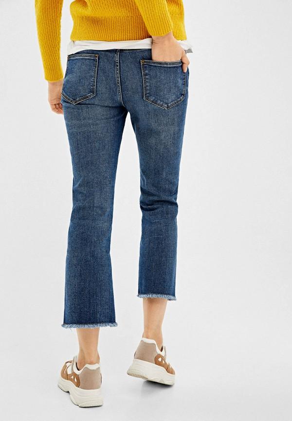 Springfield | синий Женские синие джинсы Springfield | Clouty