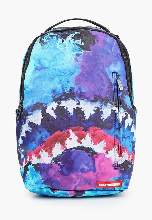 Sprayground | разноцветный Рюкзак Sprayground | Clouty