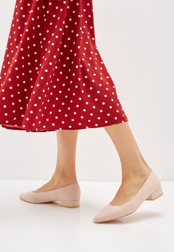 Sweet Shoes   розовый Туфли Sweet Shoes   Clouty