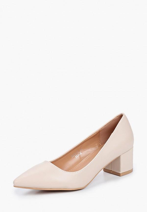 Sweet Shoes | бежевый Туфли Sweet Shoes | Clouty