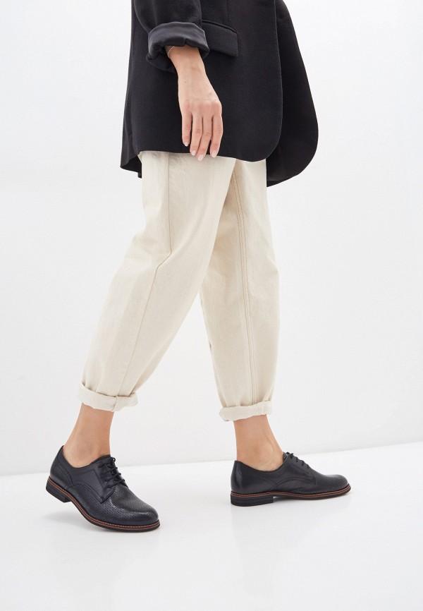 Tamaris | черный Женские черные ботинки Tamaris искусственный материал | Clouty