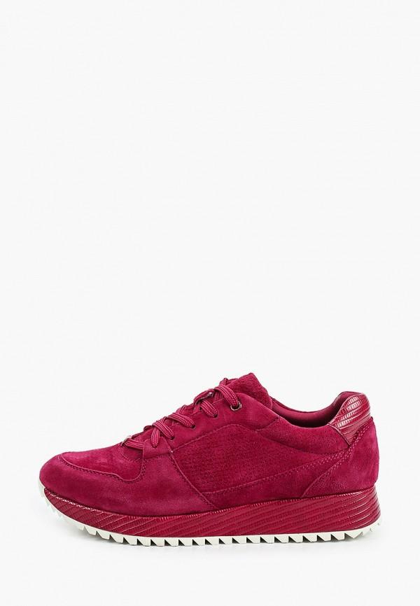 Tamaris | розовый Женские розовые кроссовки Tamaris этиленвинилацетат | Clouty