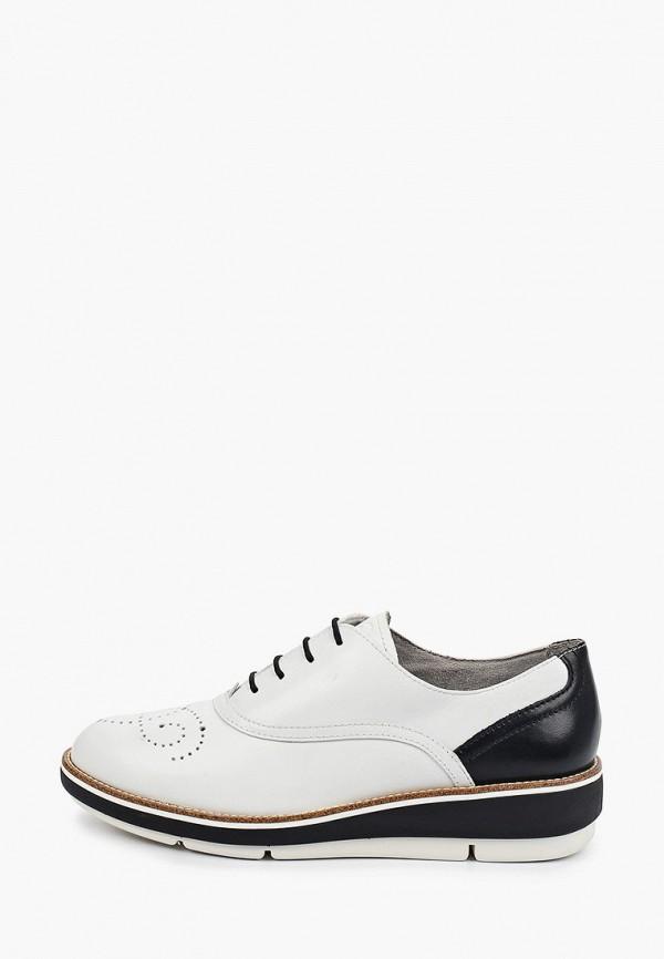 Tamaris | белый Женские белые ботинки Tamaris искусственный материал | Clouty